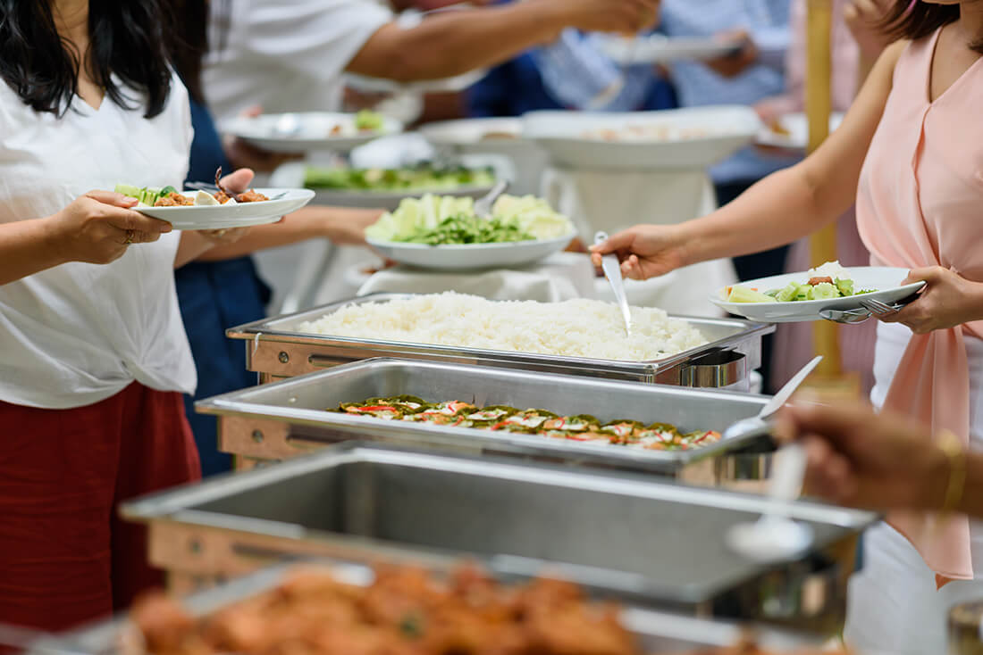 usługi cateringowe Bar Zaścianki